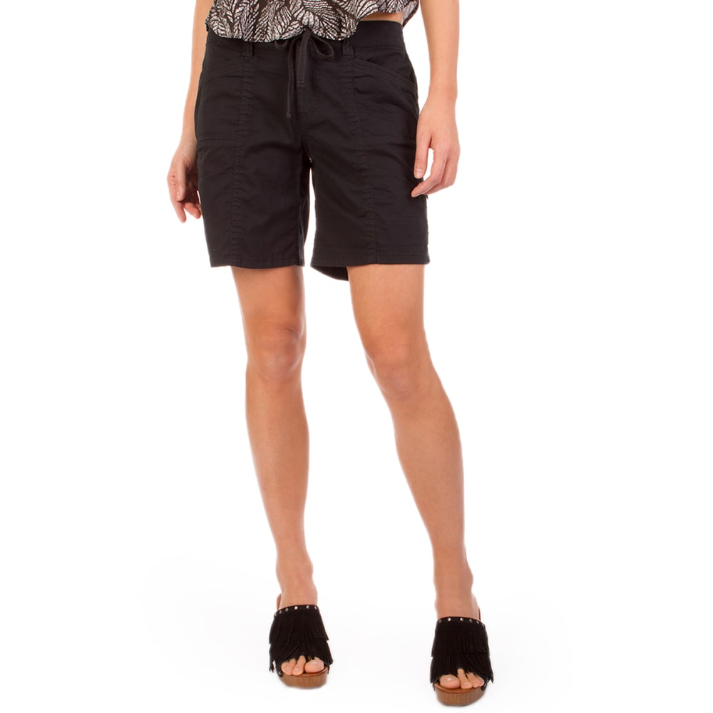UNION BAY Women's Midori Convertible Short - 001J-BLACK
