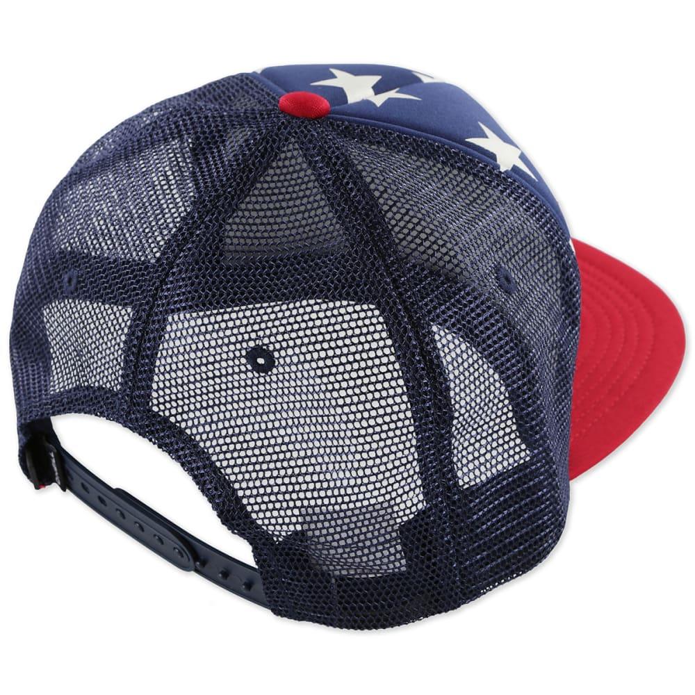 O'NEILL Guys' National Trucker Hat - DARK INDIGO-DKI
