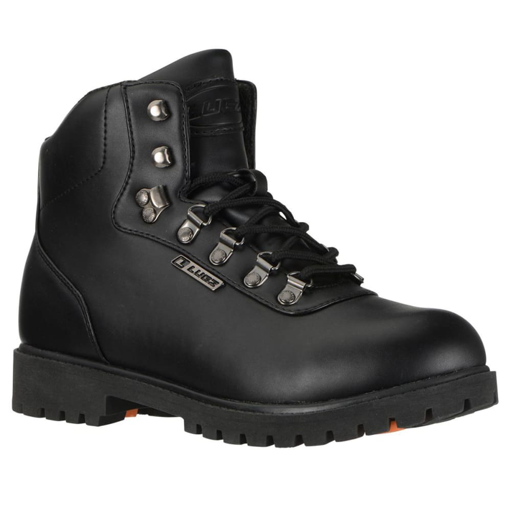 LUGZ Men's Pine Ridge Water-Resistant Boots - BLACK