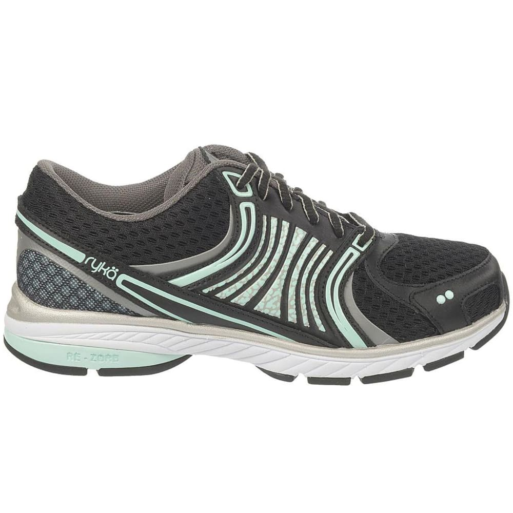 RYKA Women's Kora Running Shoes - BLACK
