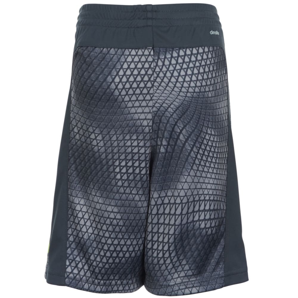 ADIDAS Boys' Tech Snake Shorts - MERCURY GRY H04-021