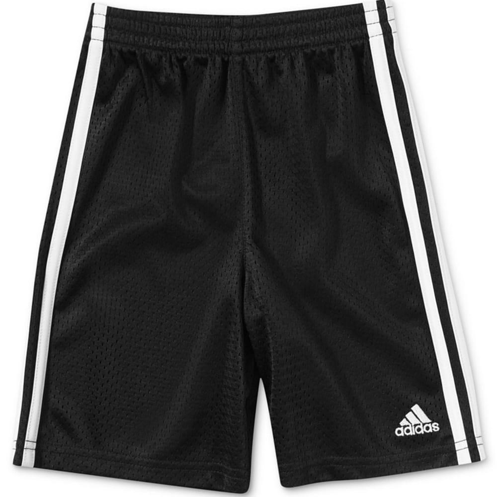 ADIDAS Boys' Impact Mesh Shorts - BLK/W AH5127-K01-001
