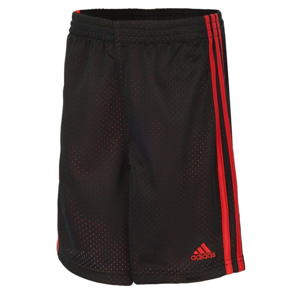 Adidas Boys Impact Mesh Shorts - Black, 4