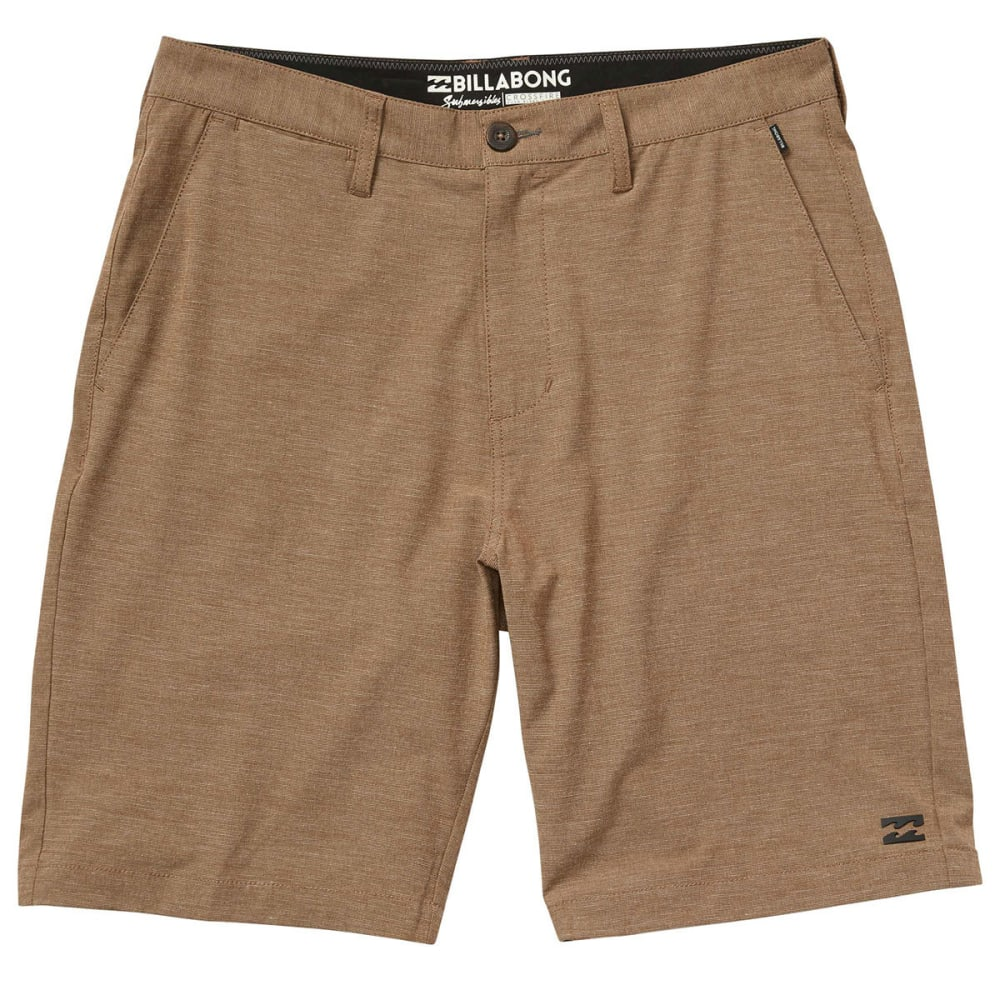 Billabong Guys Crossfire X Submersibles Shorts - Brown, 30