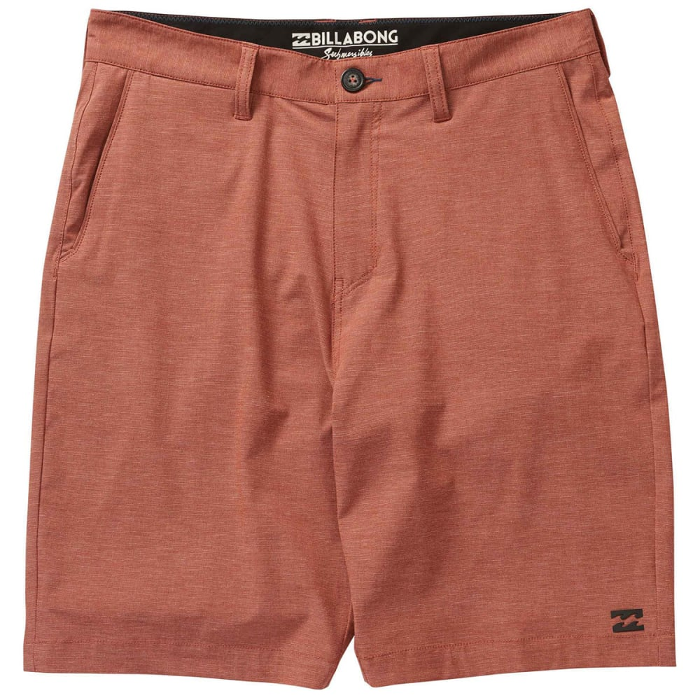 BILLABONG Guys' Crossfire X Submersibles Shorts - RED CLAY-RCL