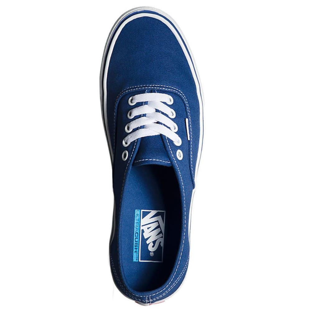 VANS Men's Authentic Lite+ Canvas Shoes - NAVY