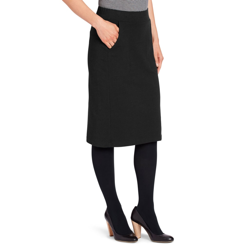 NAU Women's Elementerry Skirt - CAVIAR