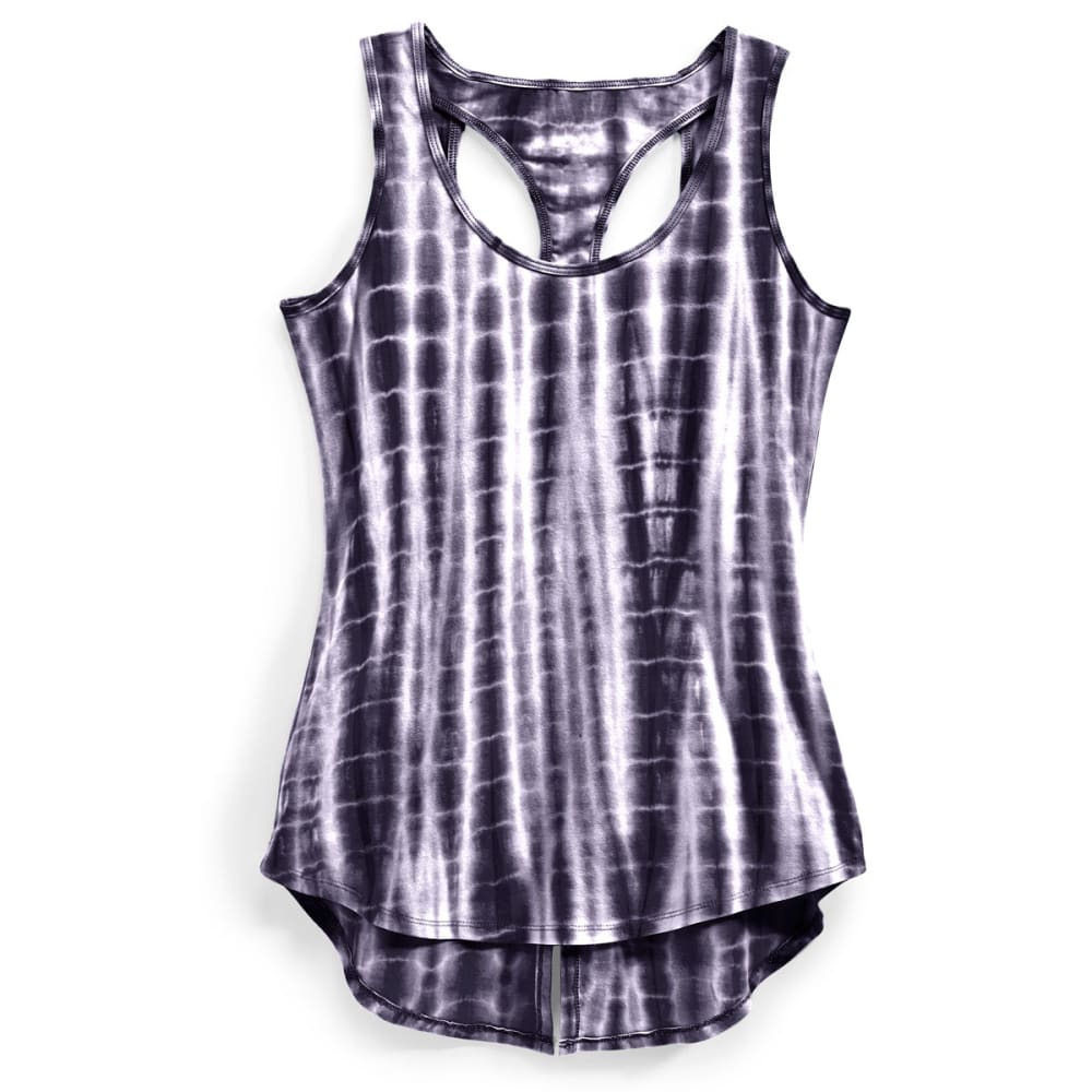 MARIKA Women's Lola Tie Dye Tank - BLACK-0DI