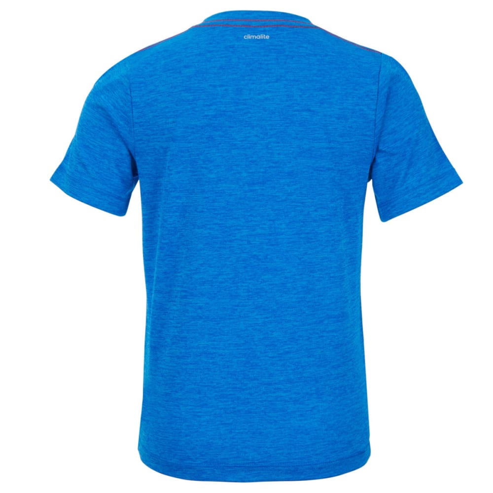 ADIDAS Boys' Zero Excuses Tee - SHOCK BLUE-B100H-437