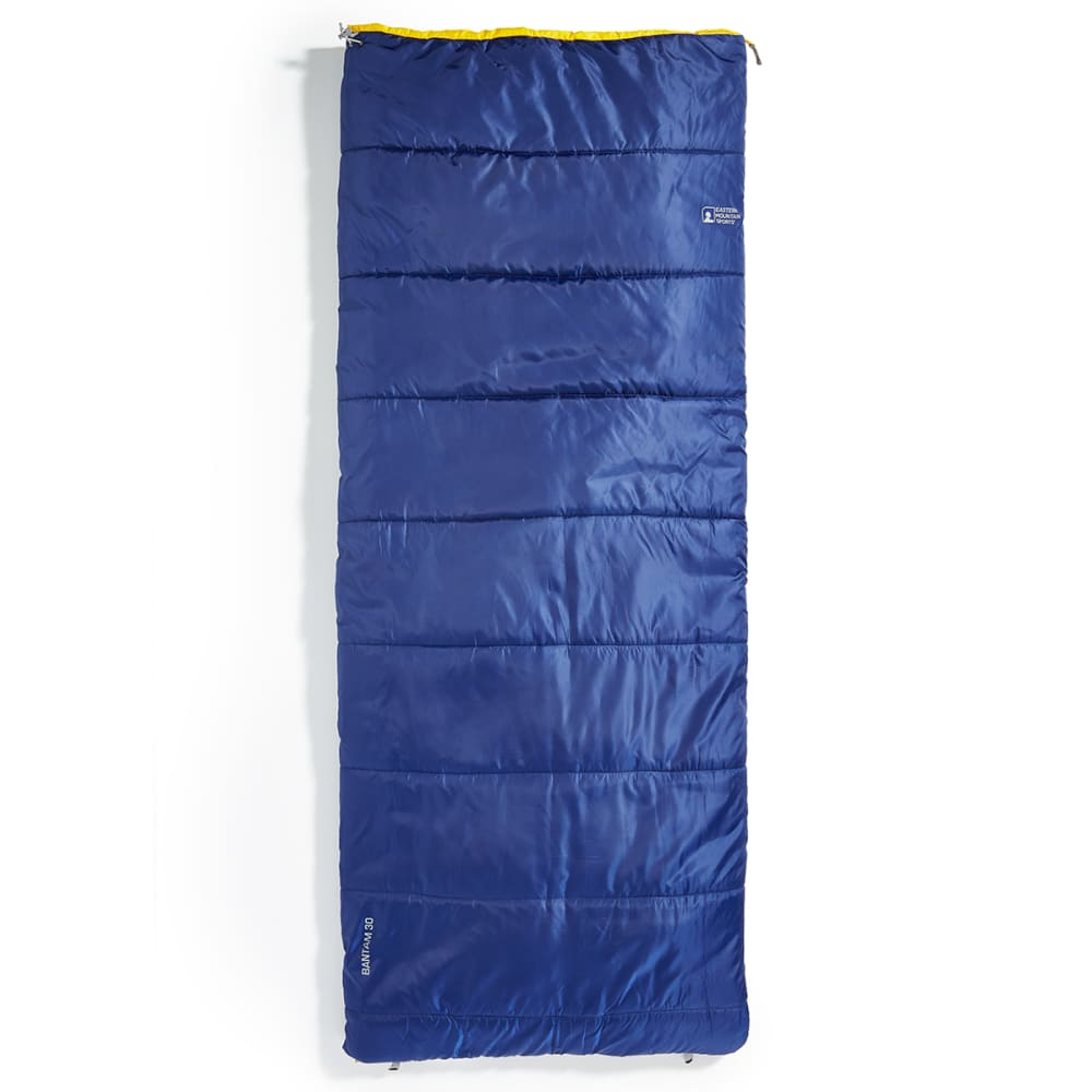 EMS Bantam 30 Degree Rectangular Sleeping Bag, Short LZIP
