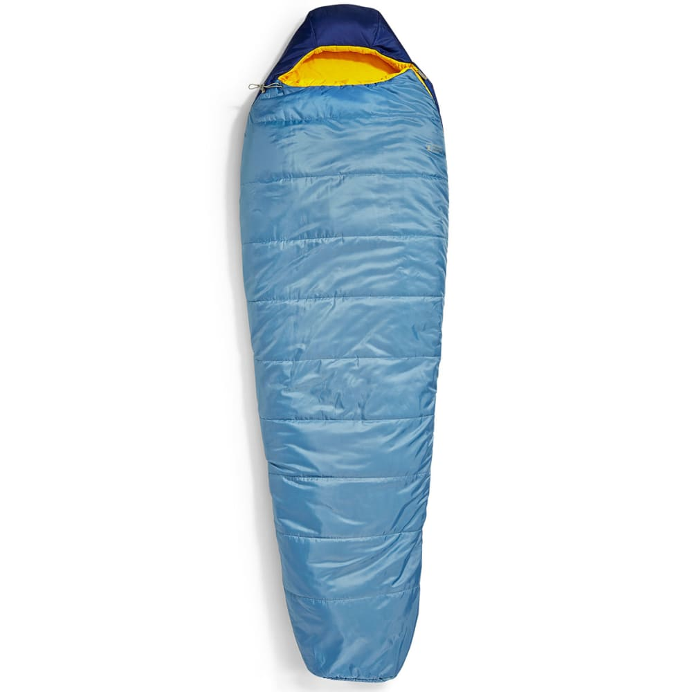 EMS Bantam 30 Degree Mummy Sleeping Bag, Long - BLUE DEPTHS