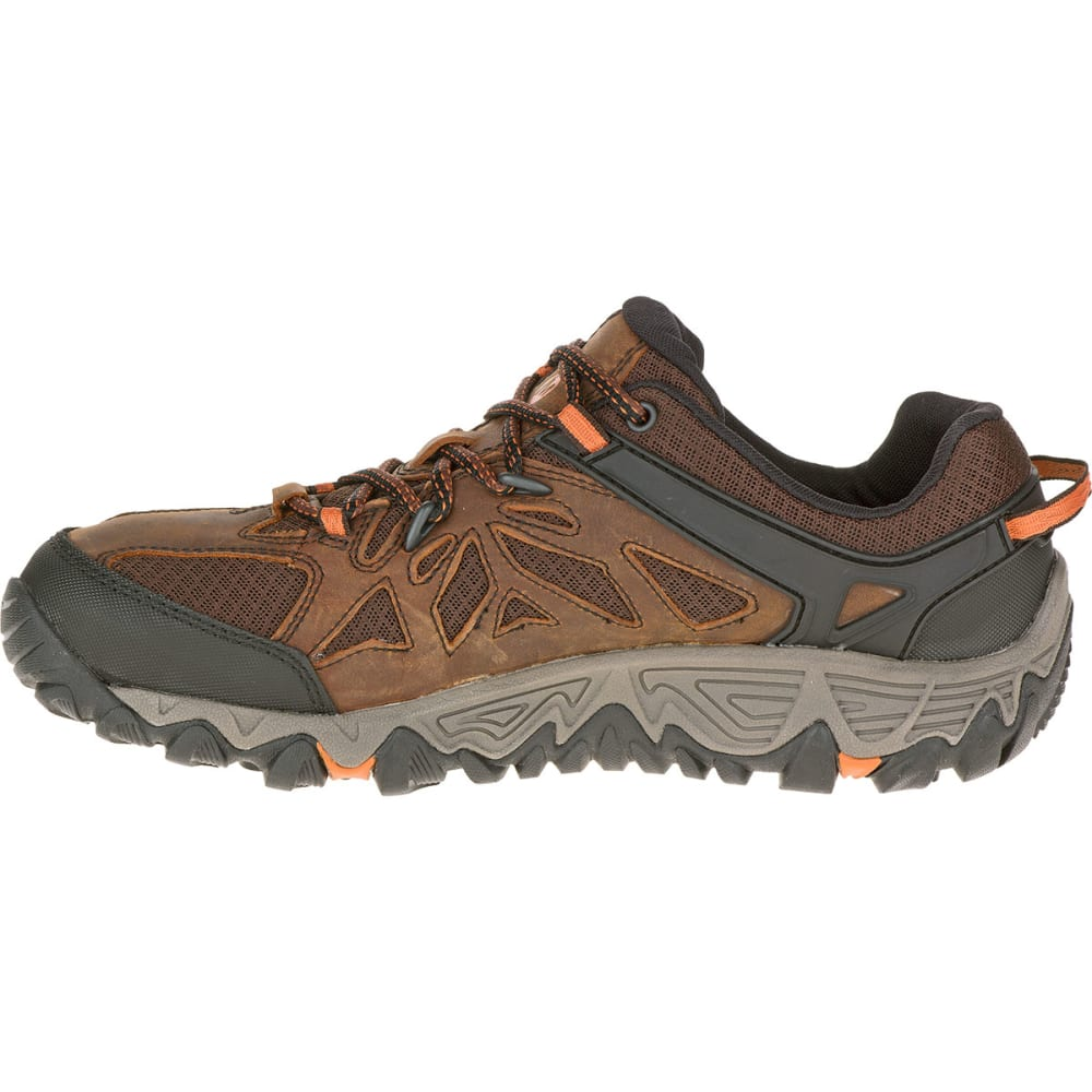 MERRELL Men's All Out Blaze Ventilator Hiking Shoes, Burnt Maple - BURNT MAPLE