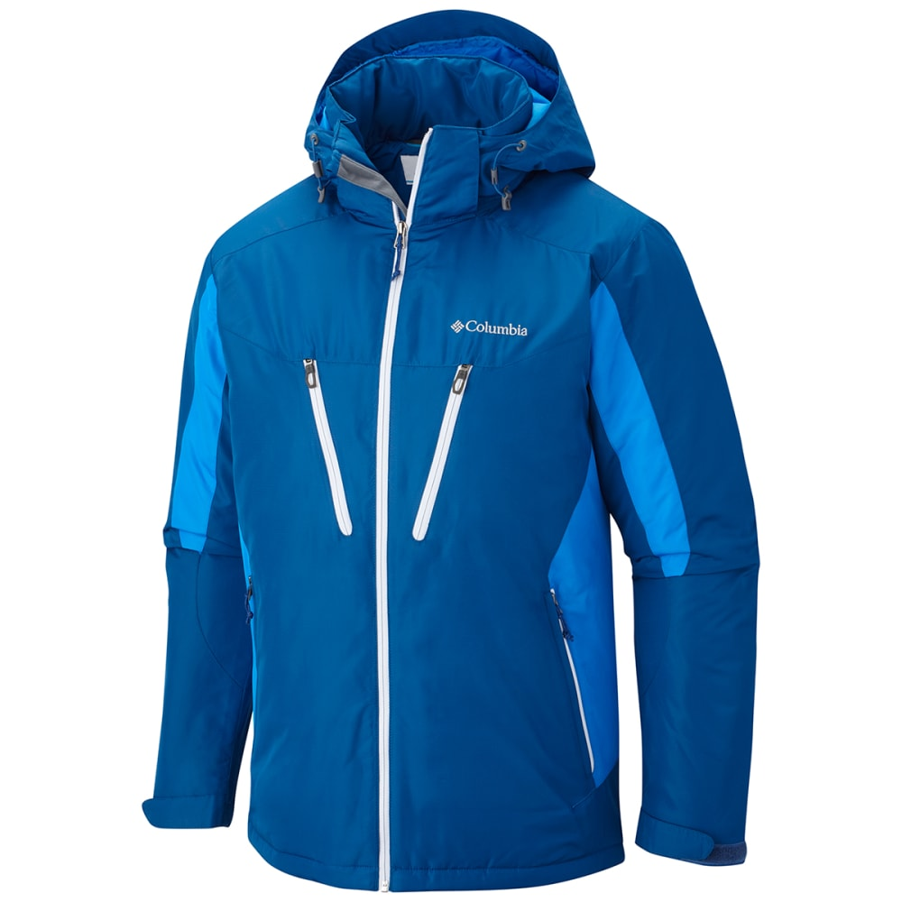 COLUMBIA Men's Antimony IV Jacket - MARINE BLUE