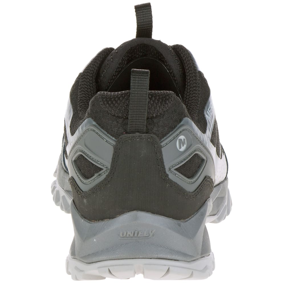 MERRELL Men's Capra Bolt Trail Shoes, Black - BLACK