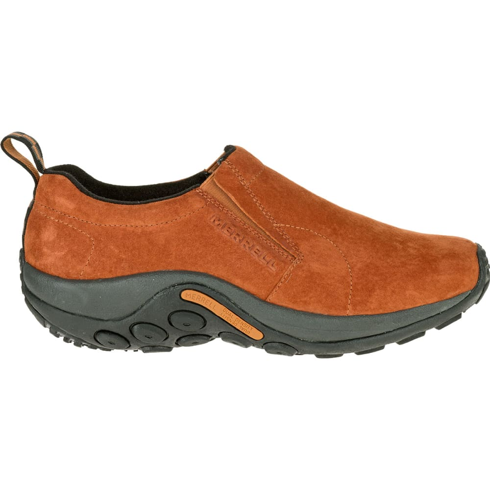 MERRELL Men's Jungle Moc Shoes, Sun Burn - SUNBURN