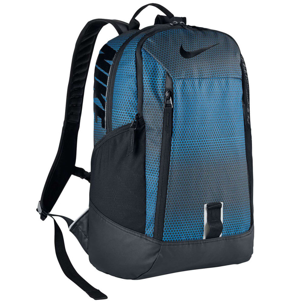 NIKE Alpha Adapt Rise Graphic Backpack - LT PHOTO BLUE