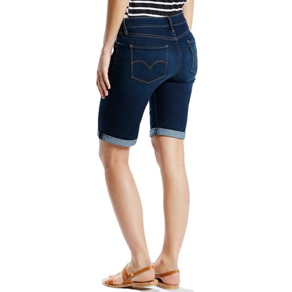 LEVI'S Women's Bermuda Shorts - MULHOLLAND