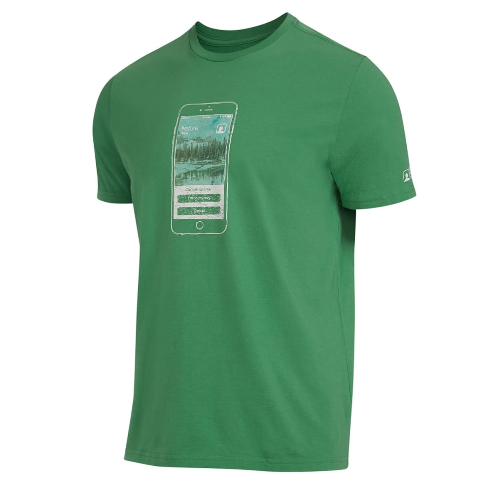 EMS Men's OMW Tee - MEDIUM GREEN