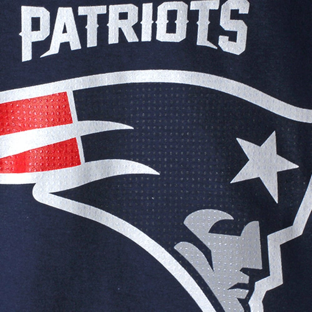 NEW ENGLAND PATRIOTS Men's Critical Victory II Tee - NAVY