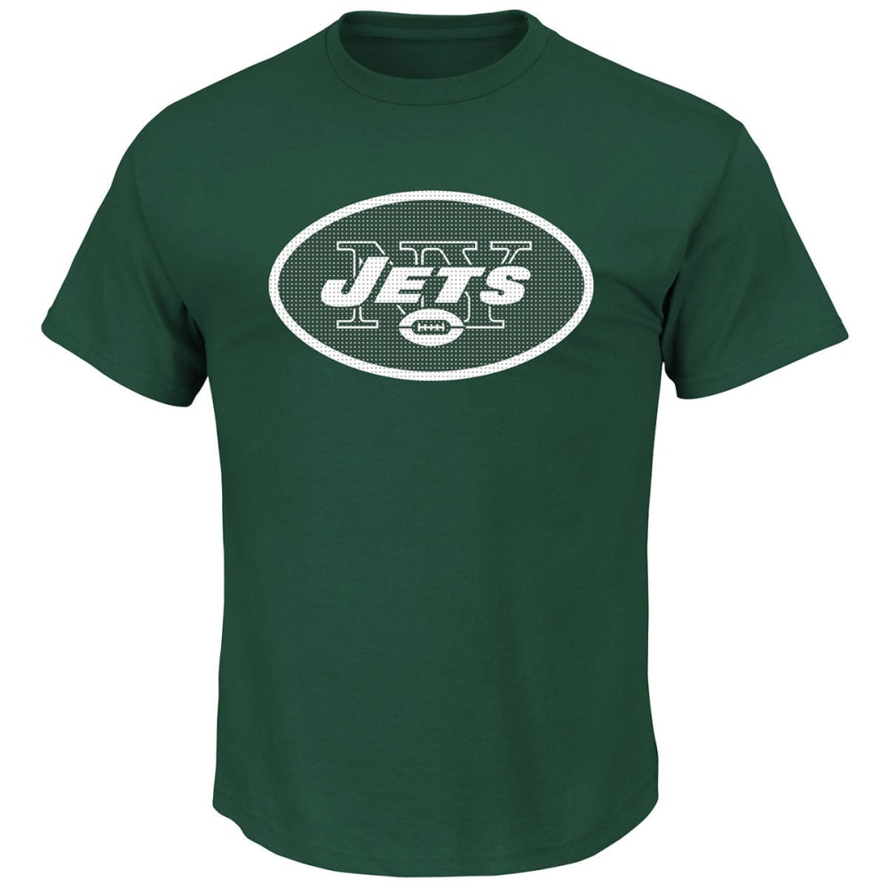 NEW YORK JETS Men's Critical Victory II Tee - GREEN