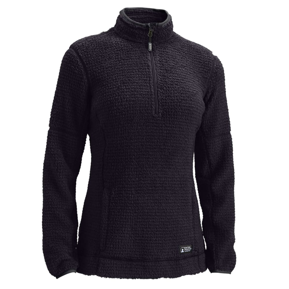 Ems(R) Women's High Peaks   1/4 Zip Pullover - Black, L