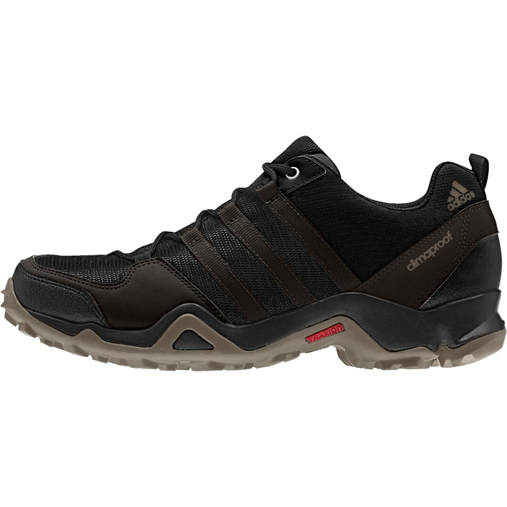 ADIDAS Men's AX2 Climaproof Hiking Shoes - NIGHT BRN/BLK/GREY