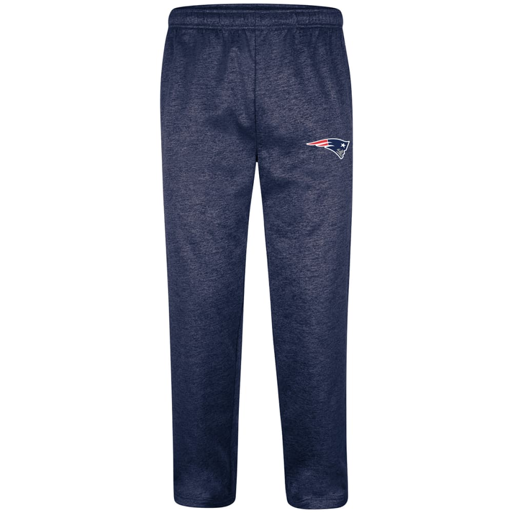 NEW ENGLAND PATRIOTS Men's Classic Synthetic Pants - NAVY