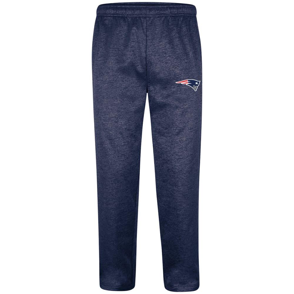 NEW ENGLAND PATRIOTS Men's Classic Synthetic Pants - NAVY