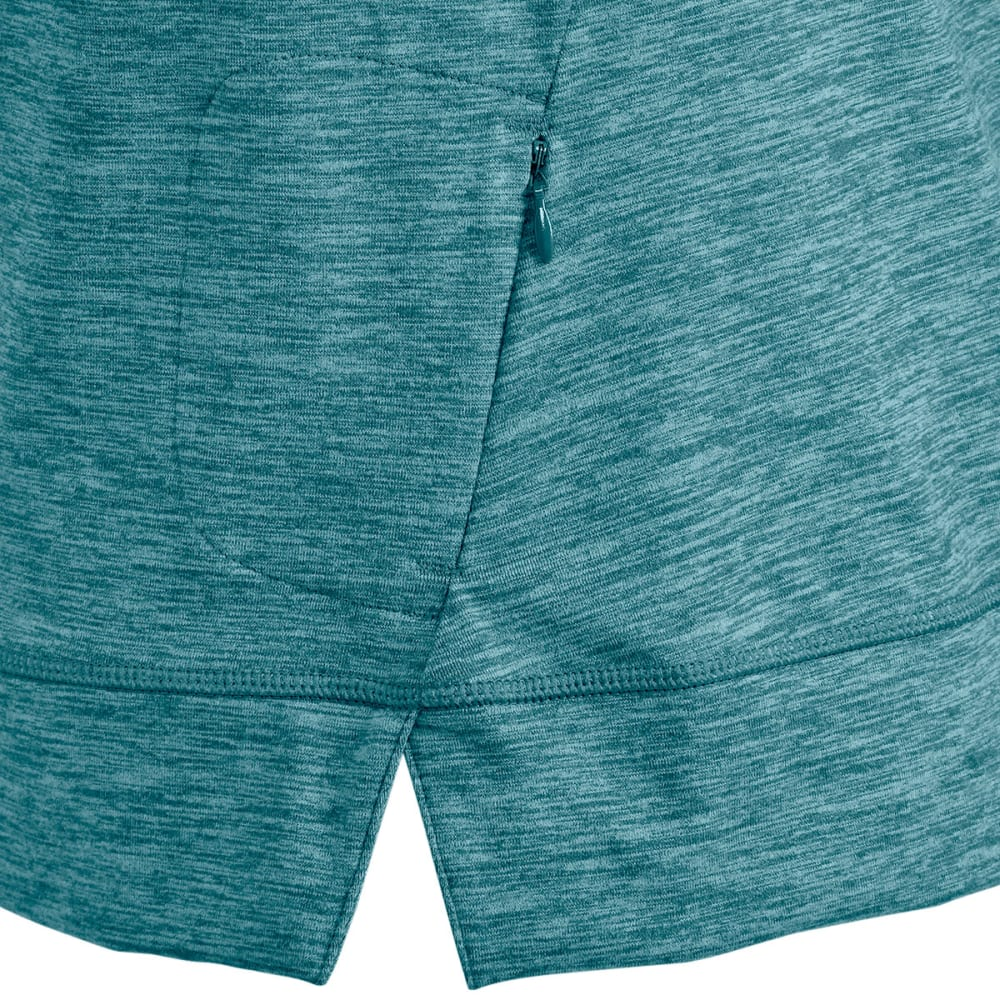 EMS Women's Techwick Transition Hoodie - BALSAM HEATHER