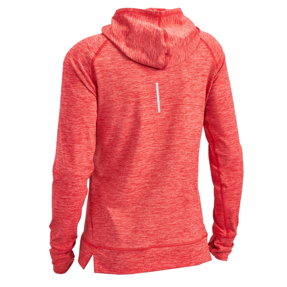 EMS® Women's Techwick® Transition Hoodie - SAMBA HEATHER