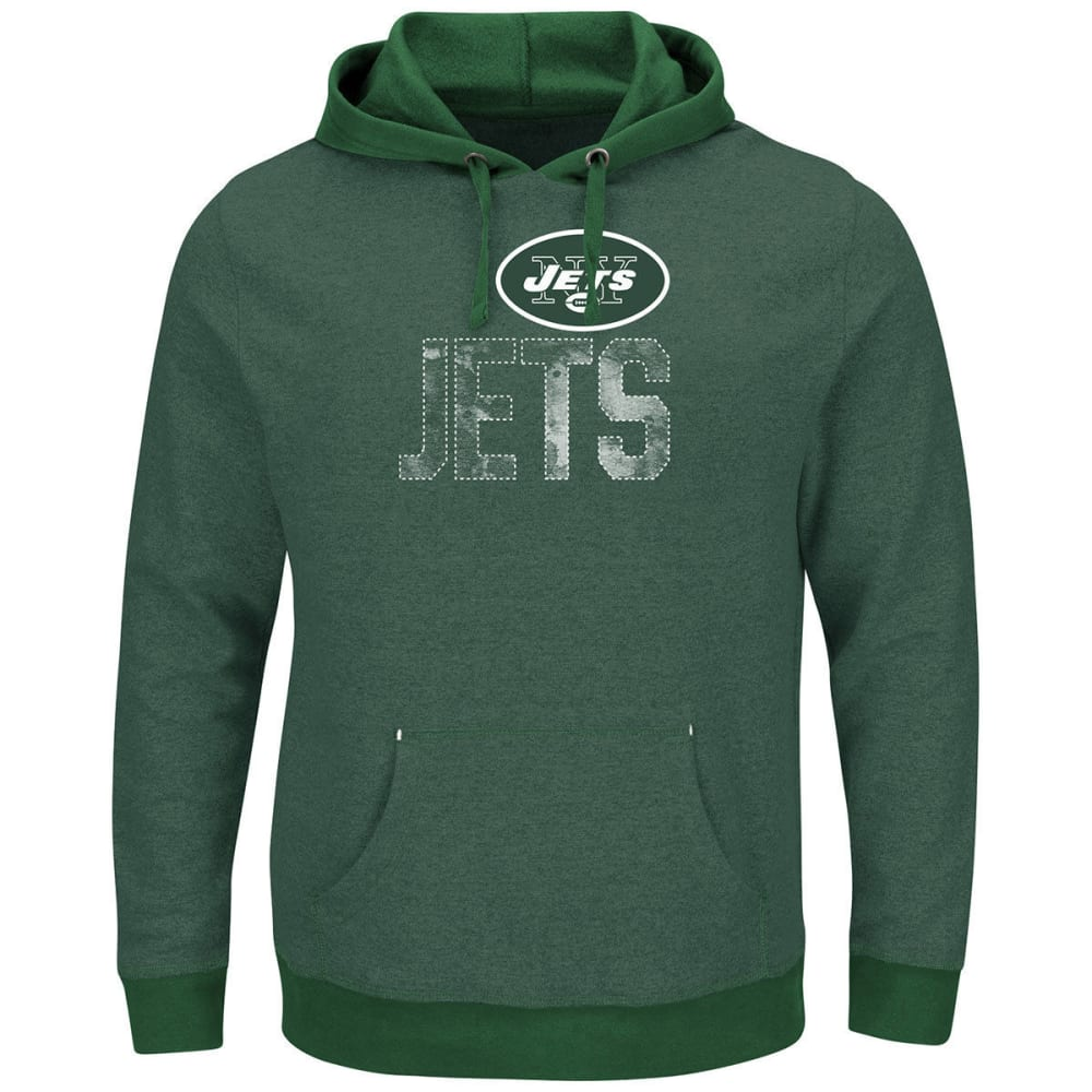 NEW YORK JETS Men's Gameday Classic Hoodie - GREEN