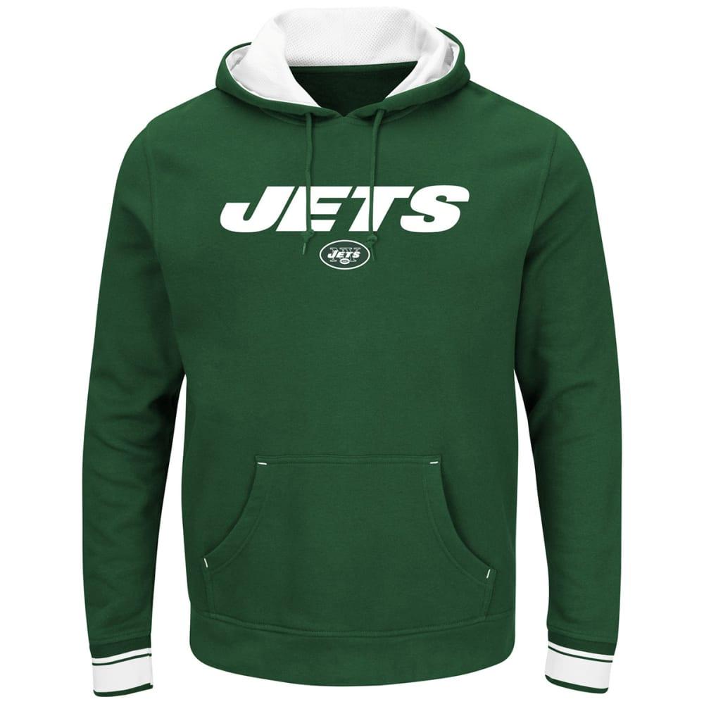 NEW YORK JETS Men's Championship Pullover Hoodie - GREEN
