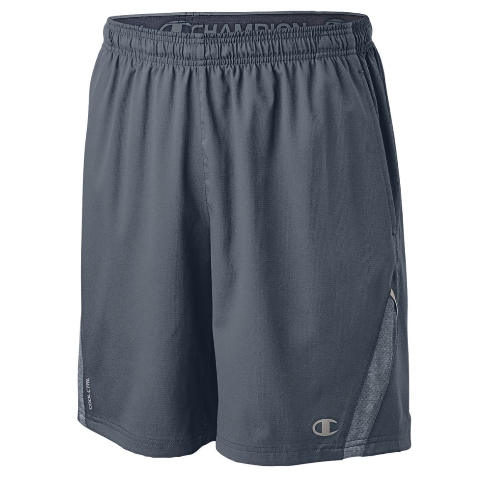 CHAMPION Men's 6.2 Running Shorts - STORMY NIGHT-Y69