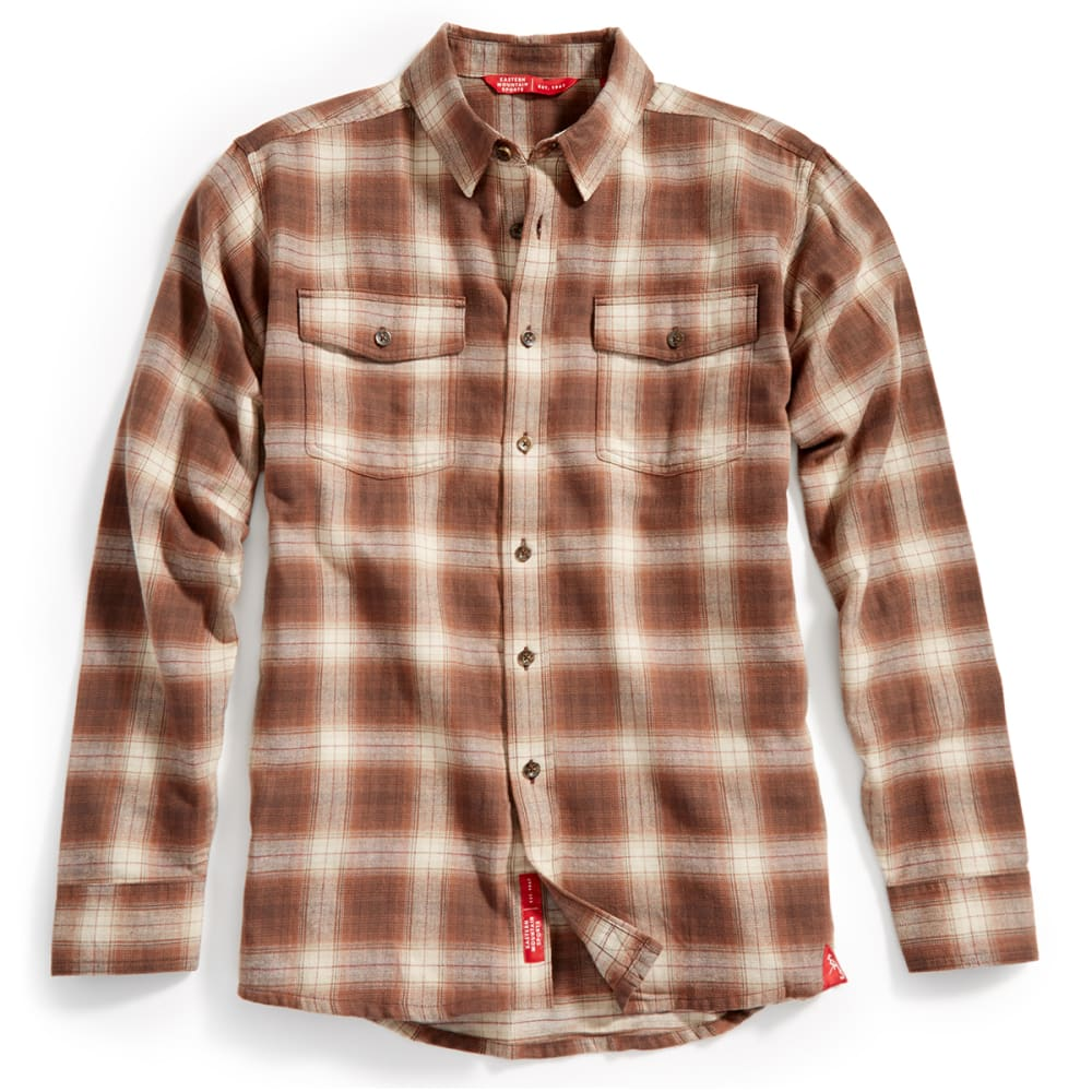 EMS® Men's Cabin Flannel Shirt - SEAL BROWN