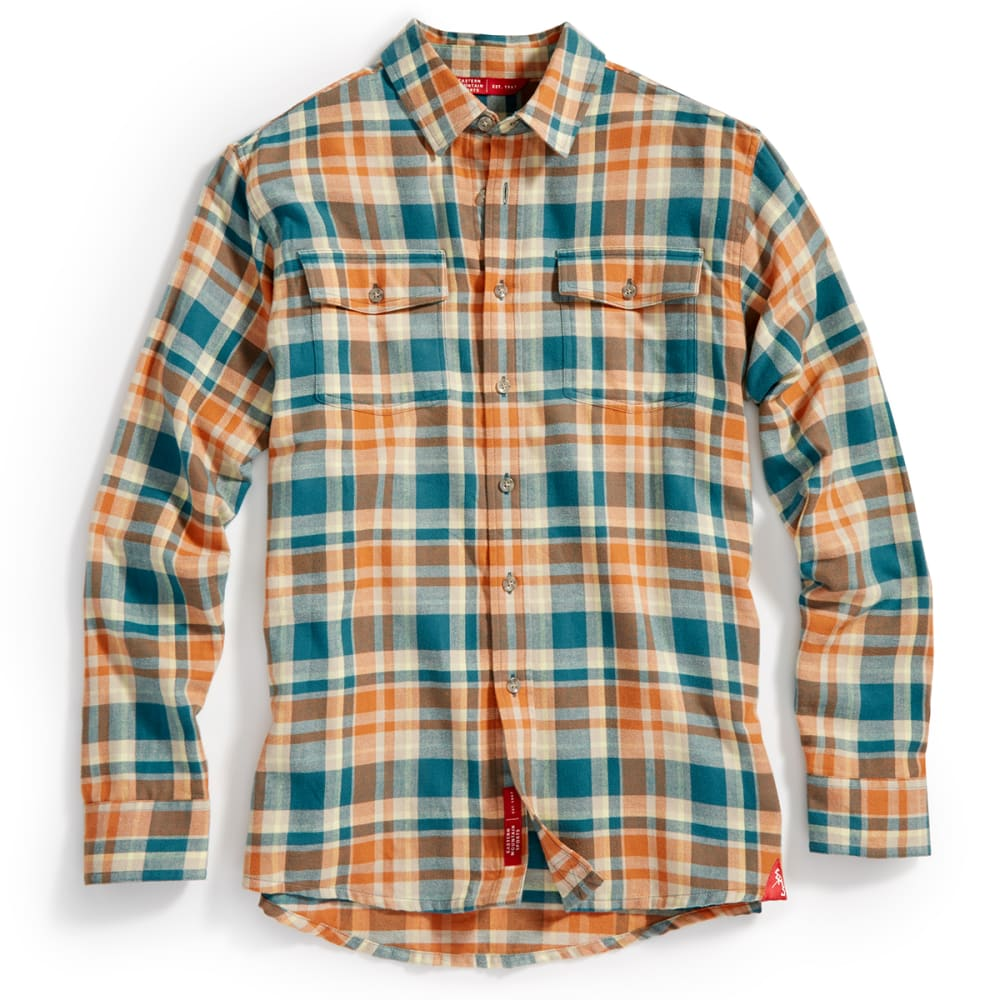 EMS® Men's Cabin Flannel Shirt - BALSAM