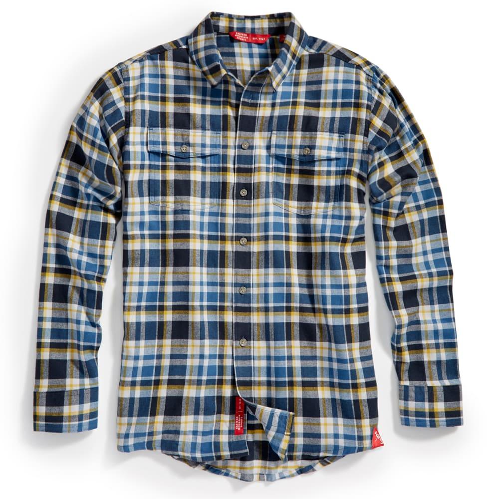 EMS® Men's Cabin Flannel Shirt - NAVY BLAZER