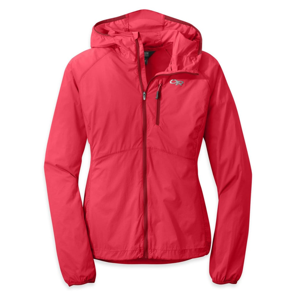 OUTDOOR RESEARCH Women's Tantrum Hooded Jacket - FLAME
