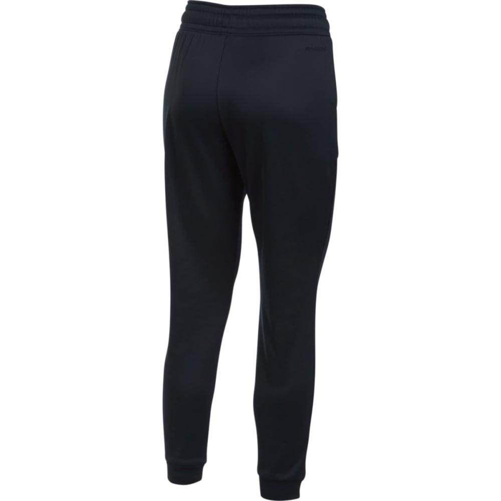 UNDER ARMOUR Women's Storm Armour Lightweight Fleece Jogger Pants - BLACK 001