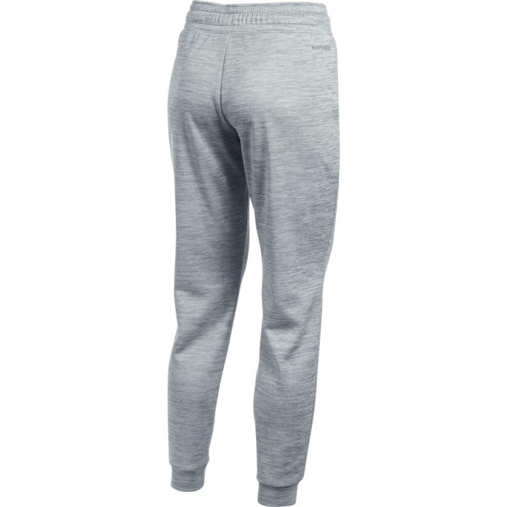 UNDER ARMOUR Women's Twist Fleece Jogger Pants - BLACK TWIST-035