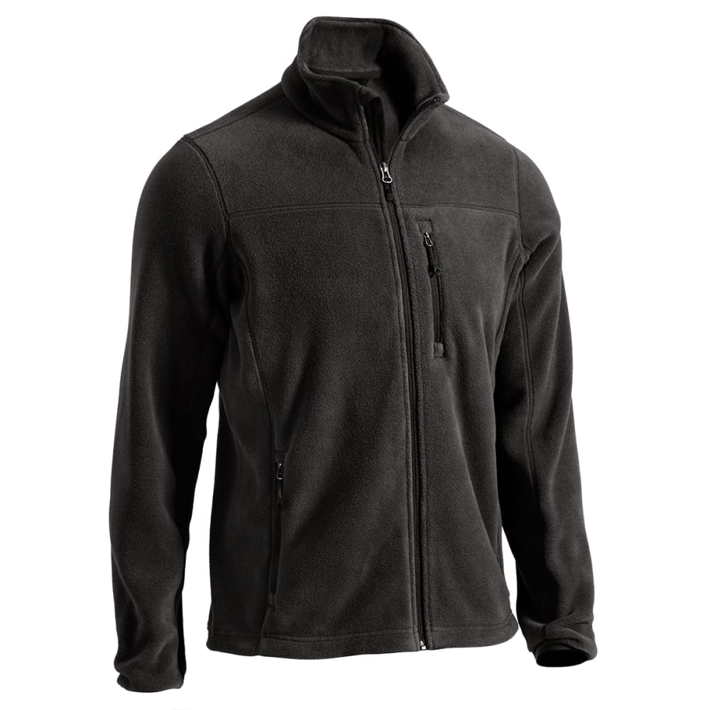 EMS® Men's Classic 200 Fleece Jacket - BLACK