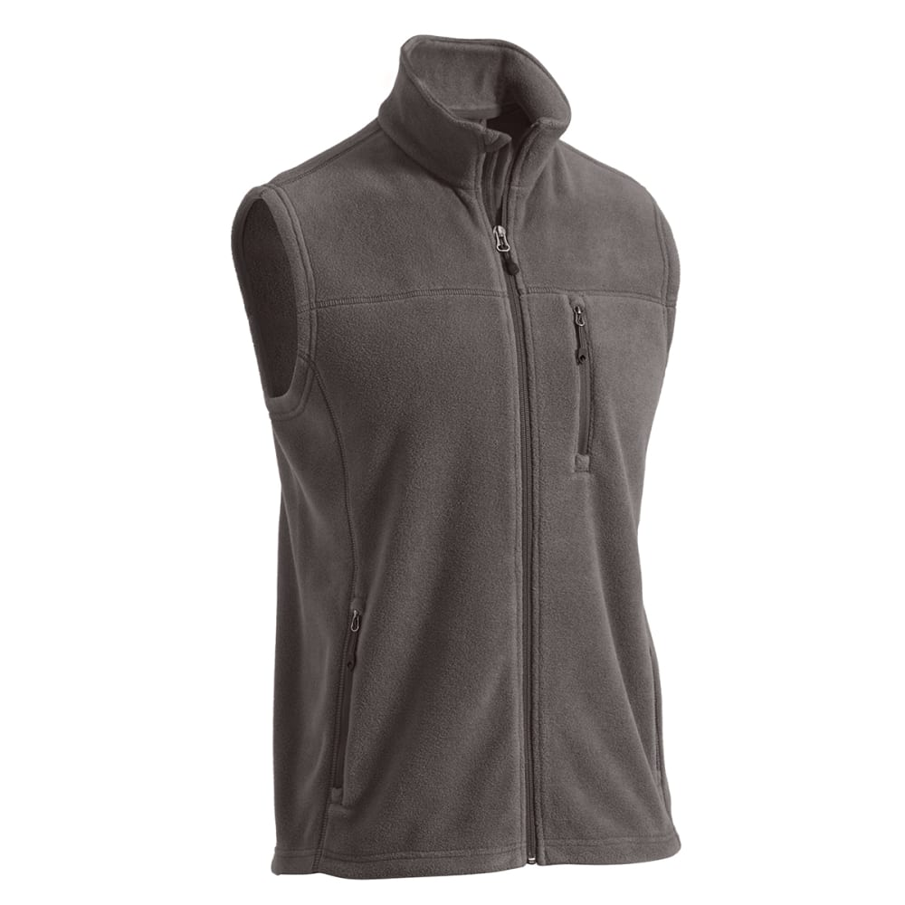 EMS® Men's Classic 200 Fleece Vest - PEWTER