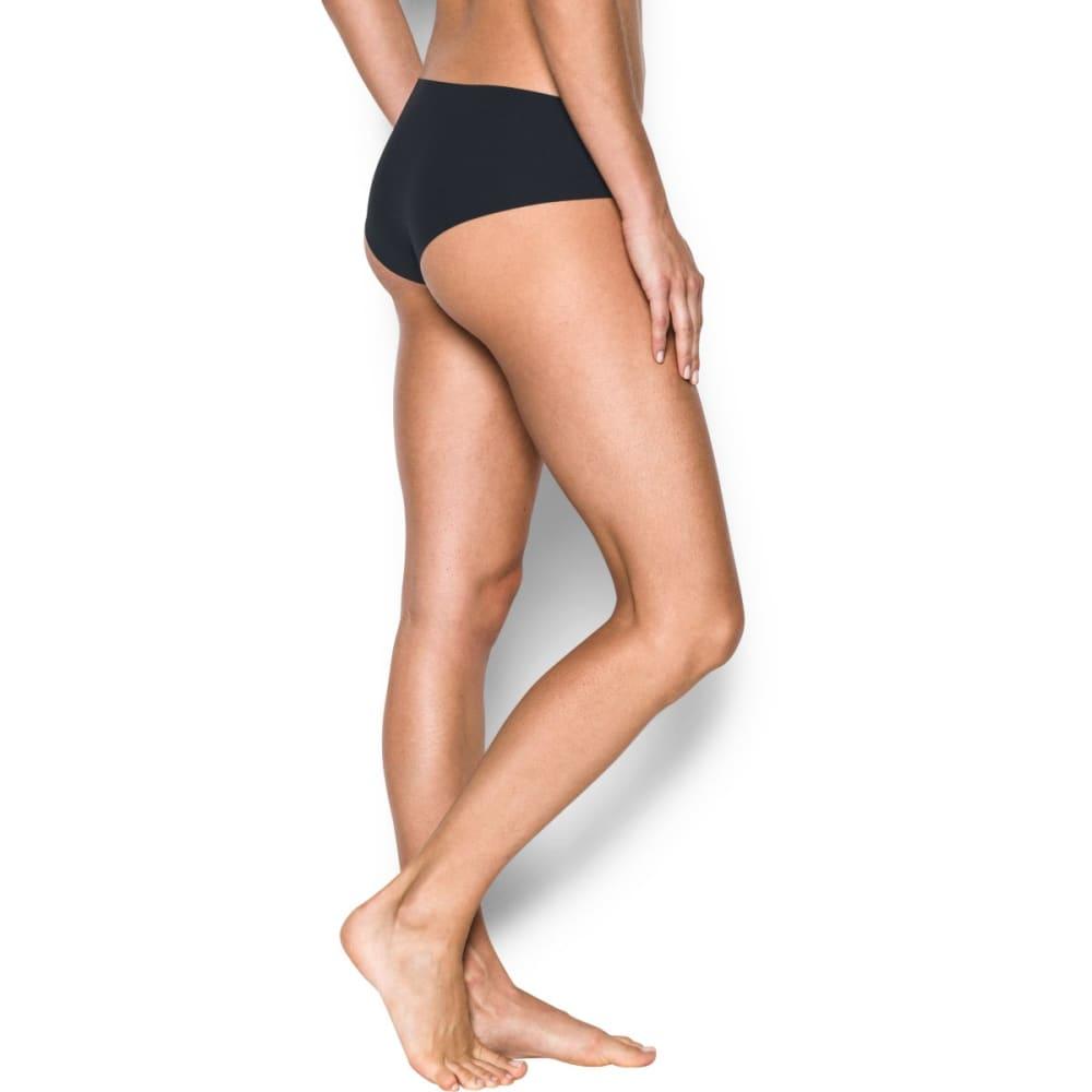 UNDER ARMOUR Women's Pure Stretch Hipster Underwear - BLACK 001