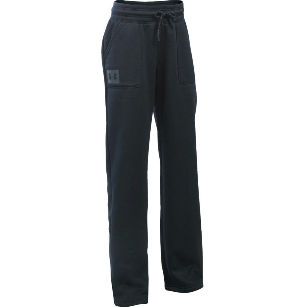 UNDER ARMOUR Girls' Fleece Storm Armour Pants XS