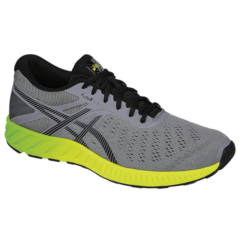 ASICS Men's FuzeX Lyte Running Shoes - ALUMINUM