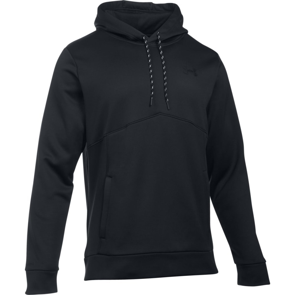 UNDER ARMOUR Men's Storm Icon Hoodie - BLACK-001