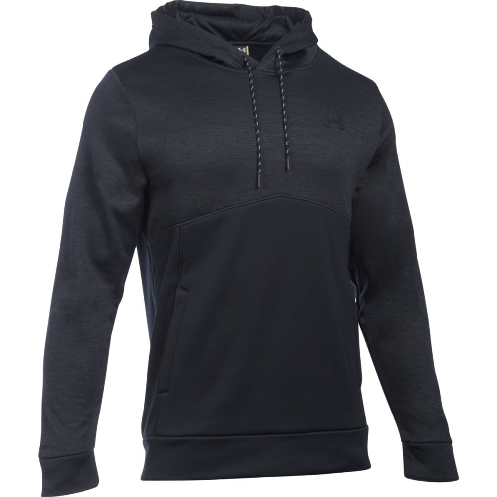 UNDER ARMOUR Men's Storm Icon Twist Hoodie - BLACK-001