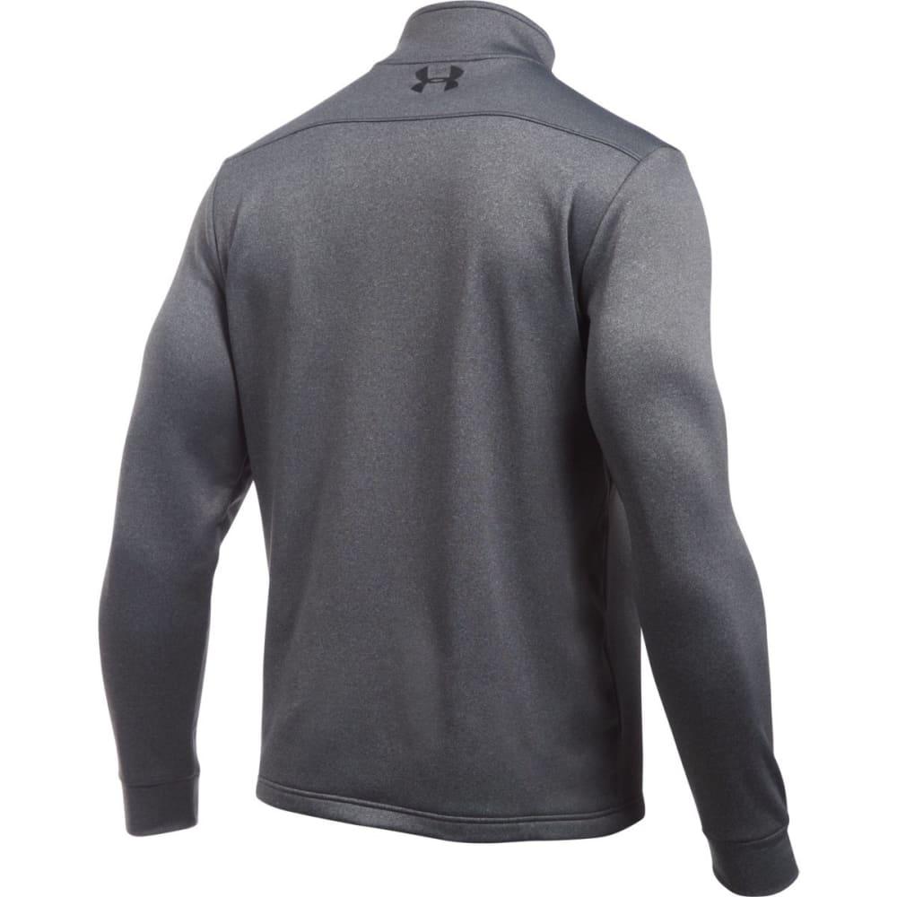 UNDER ARMOUR Men's UA Storm Armour Fleece ¼-Zip Pullover - CARBON HEATHER-090