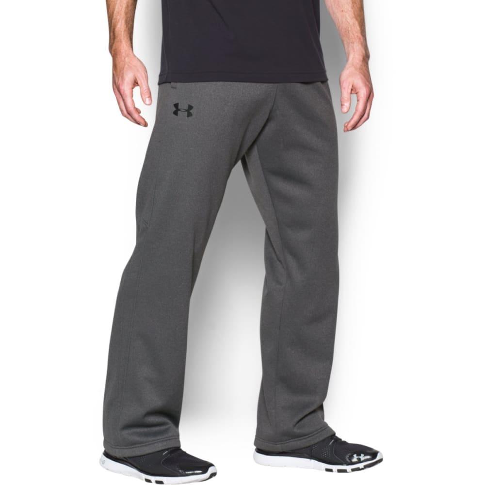 UNDER ARMOUR Men's Storm Icon Fleece Pants - CARBON HEATHER-090