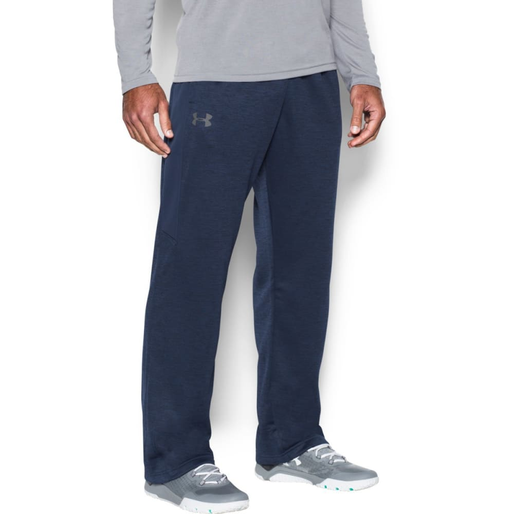 UNDER ARMOUR Men's Storm Icon Fleece Pants - MIDNIGHT-410