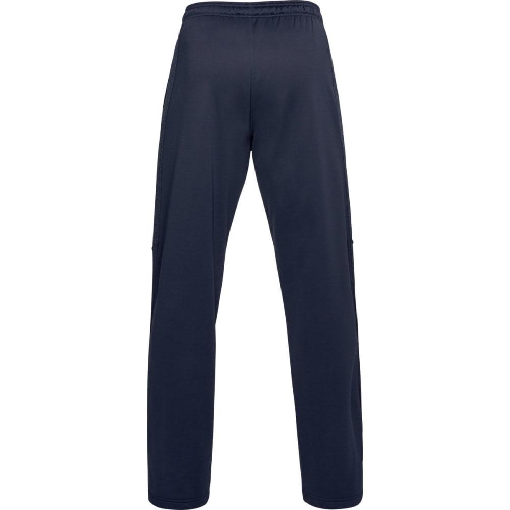 UNDER ARMOUR Men's Storm Icon Fleece Pants - MDN/GRAPHITE-412